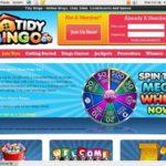Tidy Bingo Bonus Bet