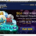 Treasure Mile Mobile Betting