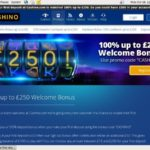 Welcome Cashino Bonus