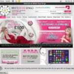 White Rose Bingo Use Paypal