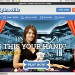 Spinsville Website