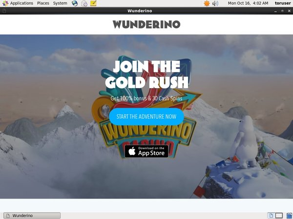 Wunderino Internet Casino