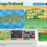 Bingo Ireland Einzahlungsbonus