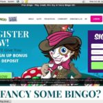 Register For Fancy Bingo