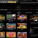 Casino Midas Euro Bonus