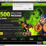 Raging Bull Casino Mobile Deposit