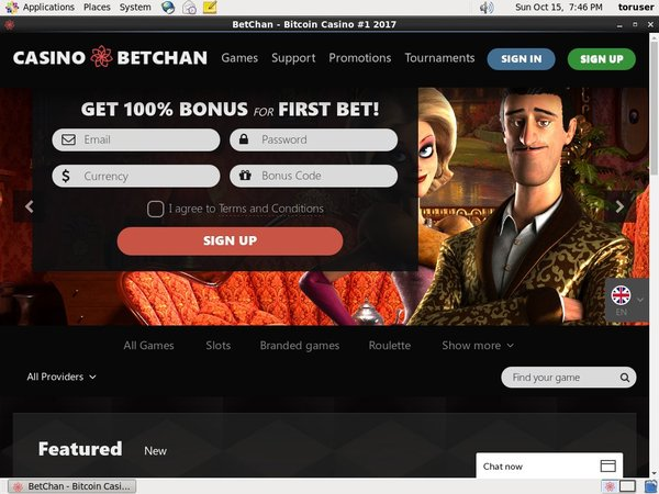 Betchan Online Casino Websites