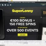 Sign Up For Super Lenny