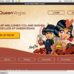 Queenvegas Vip Account
