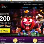 Sinspins Free Plays