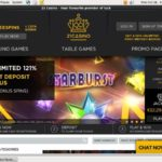 21 Casino New Customer Offer