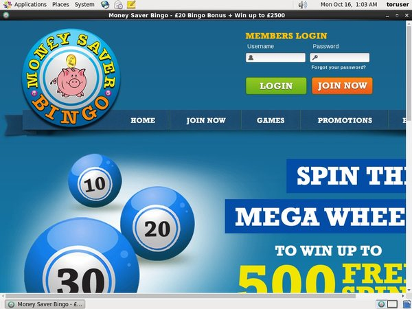 Moneysaverbingo Netent