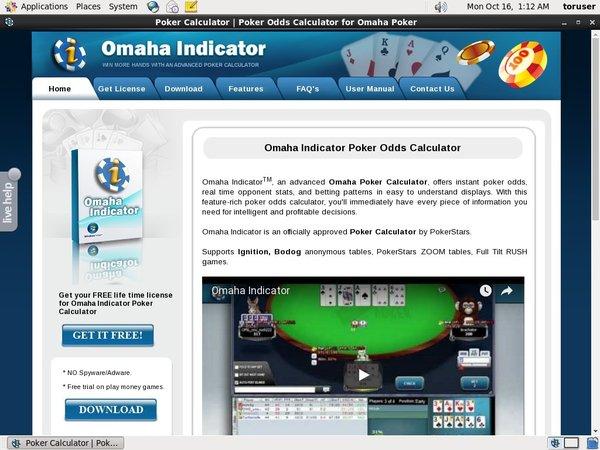 Omahaindicator Pay