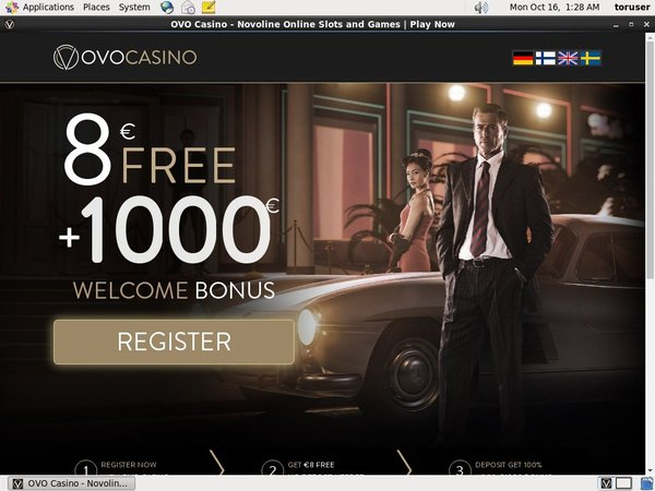 Ovo Casino Free Play