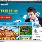 Play Million Neukundenbonus
