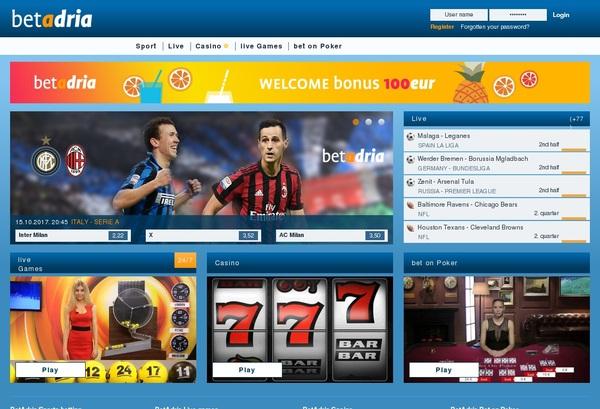 Betadria Online Betting