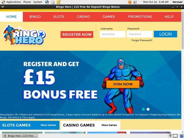 Live Casino Uk Bingohero