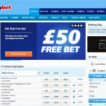 Sportingbet Join Page