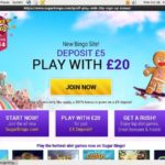 Sugarbingo Free Bet Offer