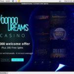 Voodoodreams Mobil Casino Bonus