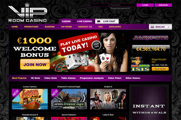 Viproom Free Signup Bonus