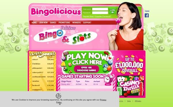 Bingolicious Vip Lounge